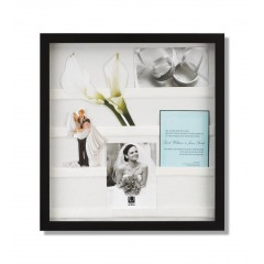 ENVELOPE SHADOW BOX BLACK 310090-040