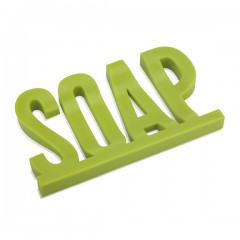 SOAP SOAP DISH AVOCADO 023700-806