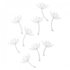 PLUFF WALL DEC (9) WHITE 470140-660