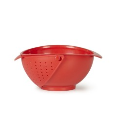 RINSE BOWL &STRAINER RED 330685-505