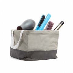 CRUNCH SMALL TOTE GREY 088105-918