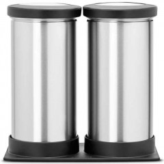 CLEAR TOP CANISTER 0.7L W/DRAWER 415647