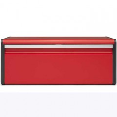 BREAD BIN FALL FRONT PAS RED 484025