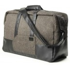 HOBO TRAVEL BAG BROWN LN178