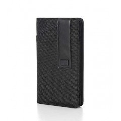PASSPORT HOLDER EVO BLACK LN1200N