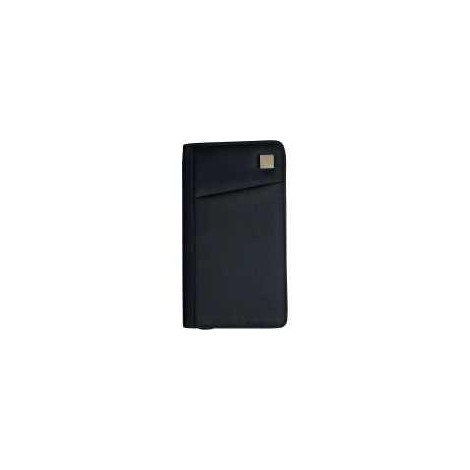PASSPORT HOLDER AIRLINE BLACK LN305WN
