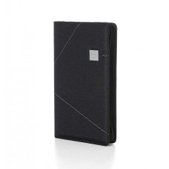 PASSPORT HOLDER URBAN BLACK LN1100N