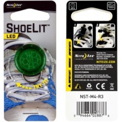 SHOELIT GREEN NST-M4-R3