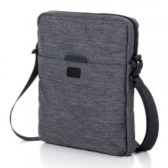 SHOULDER BAG ONE GREY LN1417G