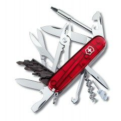 POCKET TOOLS CYBERTOOL RED 1.7725.T