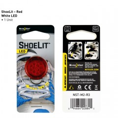 SHOELIT RED NST-M2-R3