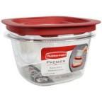 FOOD CONTAINER PREMIER 2CUP RED 7M82