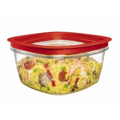 FOOD CONTAINER PREMIER 14 CUP RED 7M86