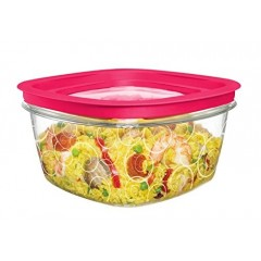 FOOD CONTAINER PRM 14CUP PINK 1915081