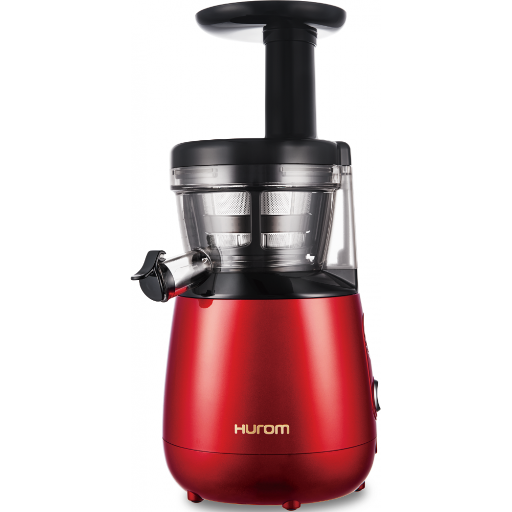 Hurom Hp Slow Juicer Review : SLOW JUICER FERRARI RED HP-RBE12 - Kawan Lama Internusa Online Store
