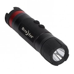 LED 3IN1 MINI FLASHLIGHT BLK NL1A-01-R7