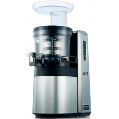 SLOW JUICER SILVER HW-SBE18 W/ DRUM SET
