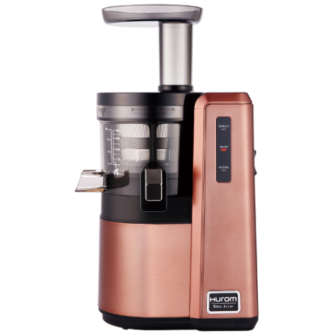 SLOW JUICER ROSE GOLD HZ-LBE17