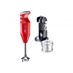 FOOD PROCESSOR DELUXE RED M160