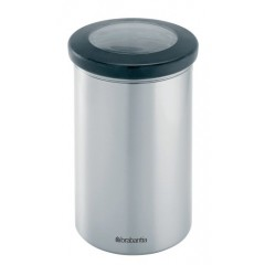 CANISTER CLEAR TOP W/DRAWER 1.2LTR 41606