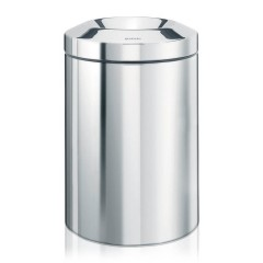FLAME GUARD PAPER BIN 7L BRISTEEL 378928