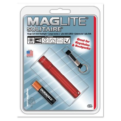 SOLITAIRE HANGPACK RED K3A036R